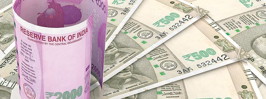 Rupee strengthens by 19 paise against USD