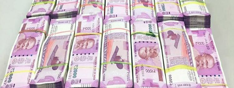 CBI raid: Whopping Rs 1.35 Cr cash seized from an IT officer during the search