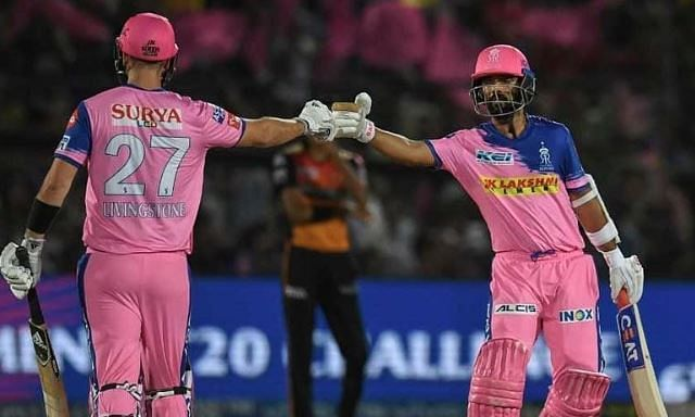 Rajasthan Royals beat Sunrisers Hyderabad by seven wickets