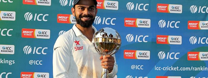 India retain ICC Test Championship mace for 3rd successive year