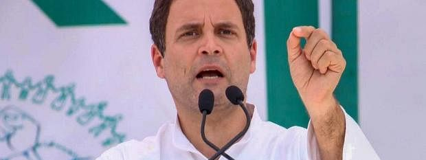 It is for people to decide, says Rahul on 'Prime Ministerial candidate' of Cong