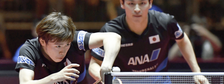2017 doubles silver medalists fall at table tennis worlds