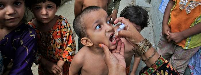 Pakistan's Khyber Pakhtunkhwa stands against polio vaccination