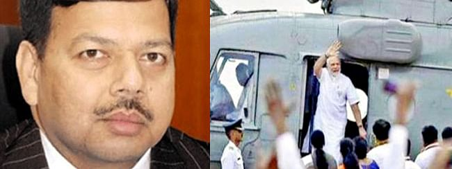 IAS officer Mohammed Mohsin to seek legal remedy against EC's order