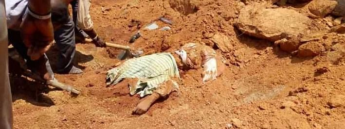 Ten NREGS workers buried alive in Telangana