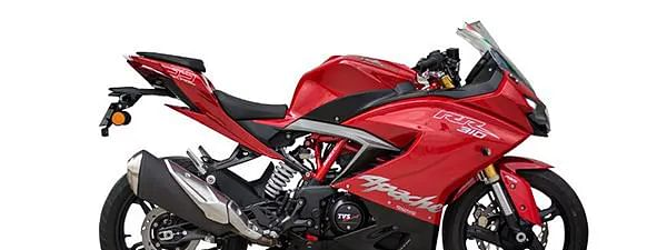 TVS Motor launches TVS Apache RR 310