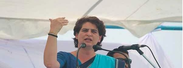 Congress will simplify GST if voted to power: Priyanka