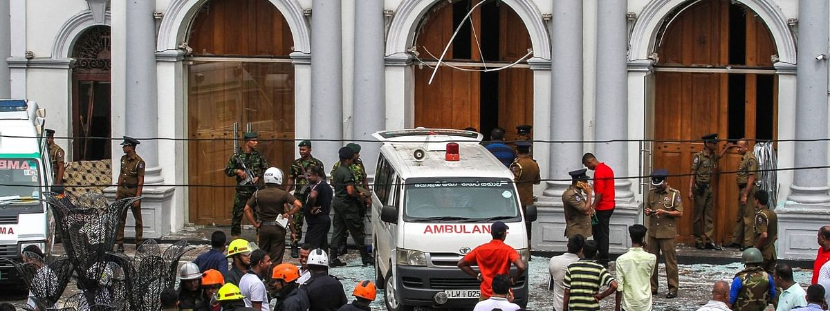 Sri Lanka: 'All suspects in blasts killed or arrested'