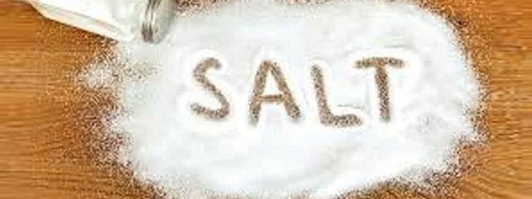 Salt intake levels in India continues to be high, says study