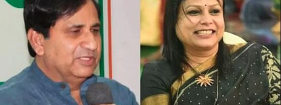 Shakeel Ahmed and Bhavana Jha suspended from party