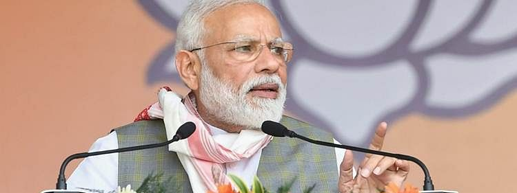 PM announces Rs 1000 cr package for cyclone-hit Odisha; Hails Naveen