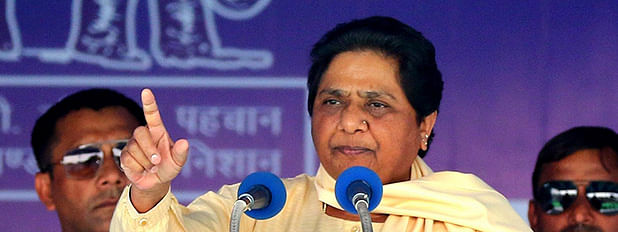 Fearing defeat, PM trying to create rift in SP-BSP-RLD alliance: Mayawati