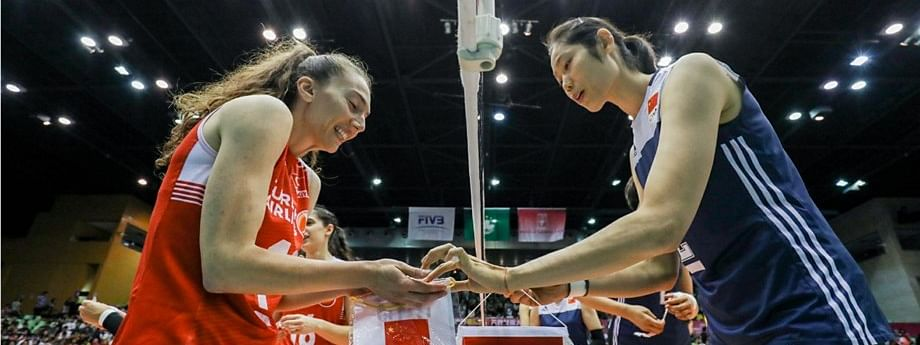 Chinese volleyball captain Zhu Ting reflects on her three years in Turkeyax