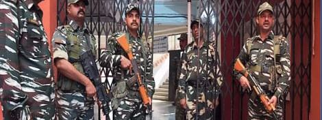 Unprecedented security at UP counting centres