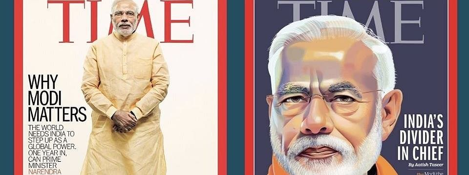 An about turn by Time magazine on Modi