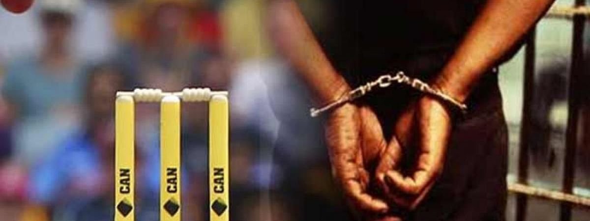 Cricket betting racket busted; 2 held in Hyderabad