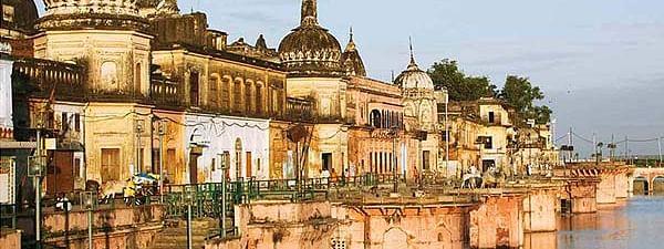 Ayodhya: Temple issue takes back seat in LS polls