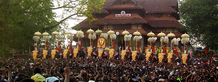 Heavy rainfall likely on Pooram day