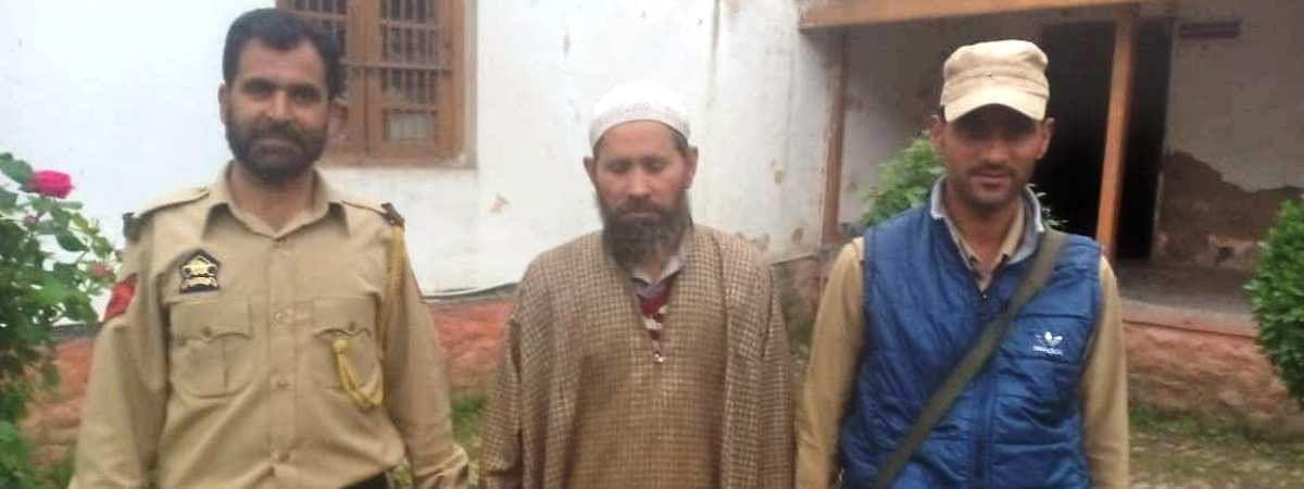 Kashmir: Absconder arrested for killing 7 persons 23 years later