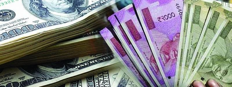 Rupee up by 15 paise against USD