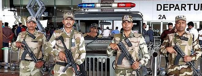 CISF detects 5000 US Dollars worth Rs 3.51 lakh at Cochin Airport