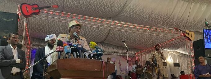 Sudan's military council and protest leaders resume talks