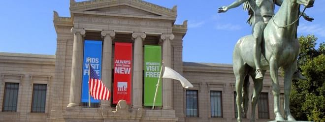 Boston Museum says 'sorry' for racist remark