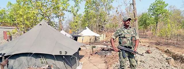 High alert in three districts of UP after Maharashtra Naxal attack