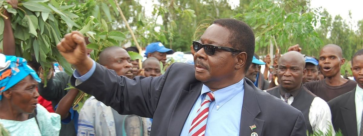 Mutharika to be sworn in as Malawi's president