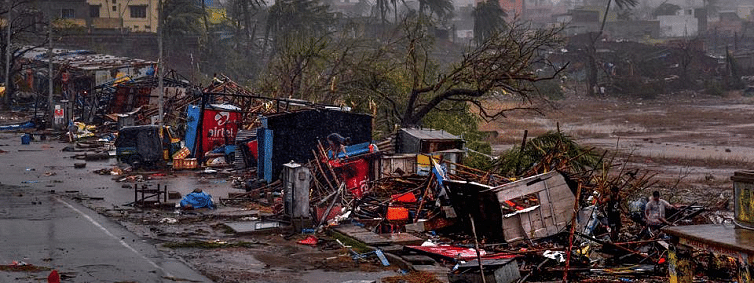 NCMC reviews rescue ops in cyclone-hit areas of Odisha, W Bengal & Andhra Pradesh