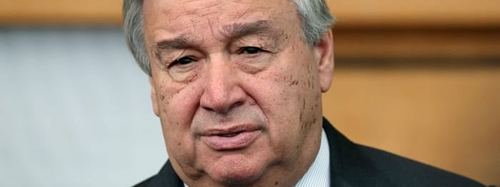Stop Tuvalu from sinking: UN chief