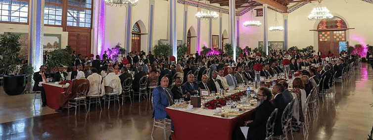 Ethiopian PM hosts 'most expensive dinner' in country