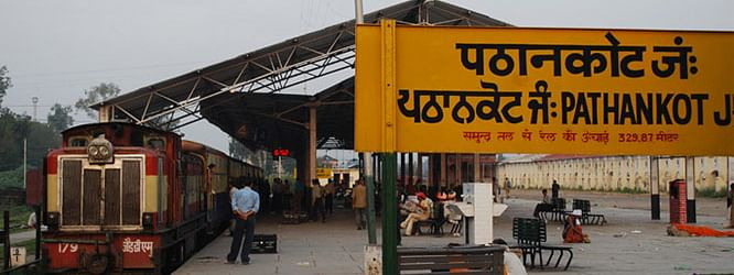 Alert after IS threat to blow up railway stations in Pathankot