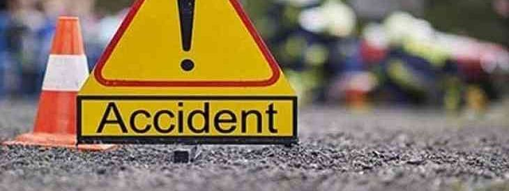 Two killed in accident in Ahmednagar