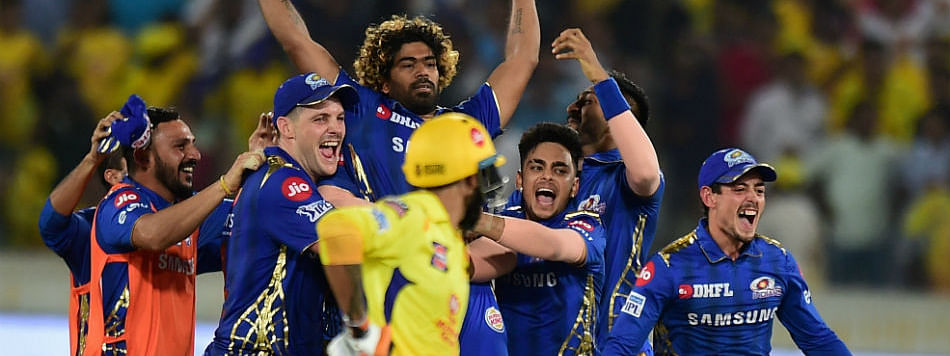Mumbai Indians defeat Chennai Super Kings by 1 run to clinch fourth IPL title