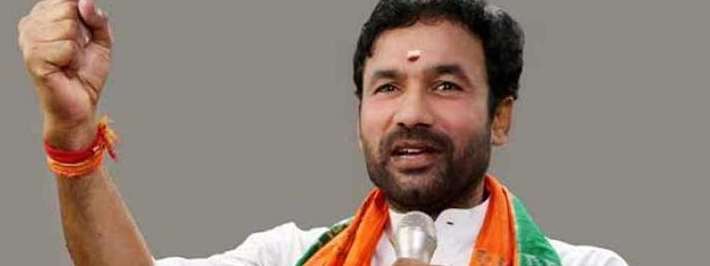 Kishan Reddy to join Modi ministerial team