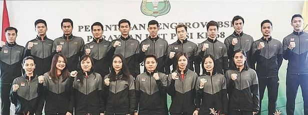 Indonesia upbeat to win Sudirman Cup after New Zealand Open titles