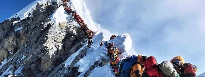 Death toll reaches 20 as British climber dies on Mt Everest