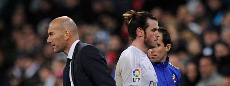 Bale's future looks clear as Zidane leaves him out of Real Madrid