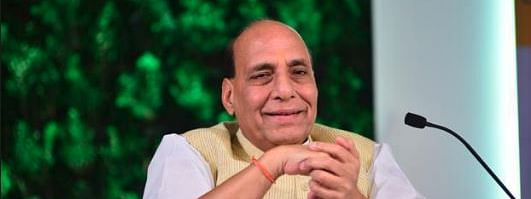Modi will win a 2nd term, No challenge to me in Lucknow: Rajnath