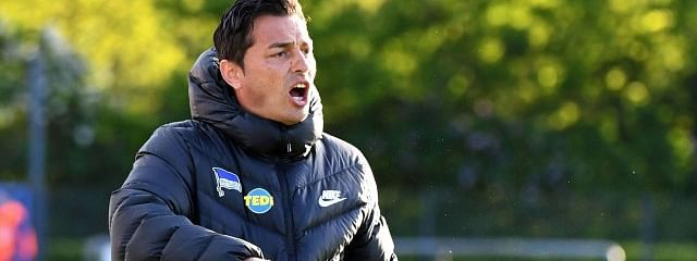 Berlin appoint Covic as new head coach