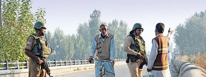 Police seek people's aid cooperation for law and order in Srinagar