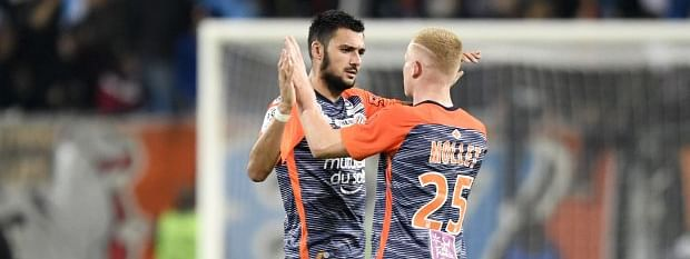 Laborde's goal gives Montpellier hope of finishing top four