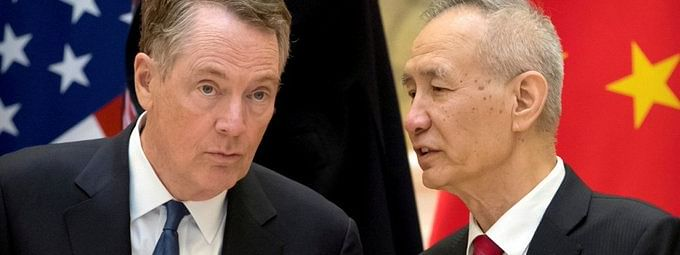 US accuses China of backtracking on trade deal