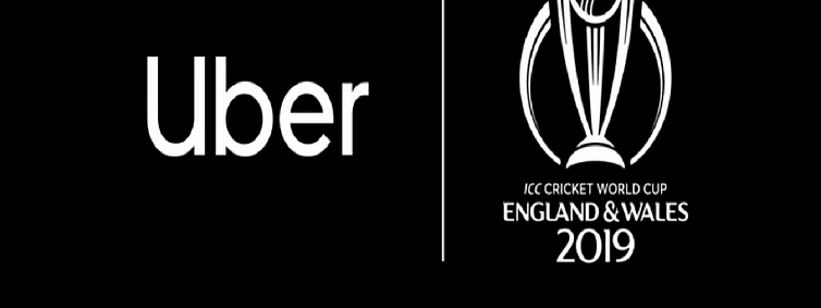 Uber partners with ICC for Men's cricket World Cup 2019