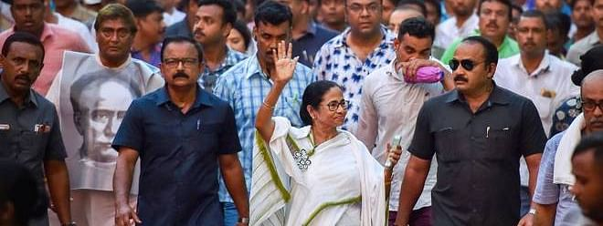 All eyes on West Bengal as exit polls challenge Mamata
