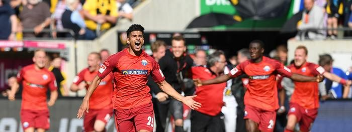 Cologne, Paderborn promoted into Germany's top flight
