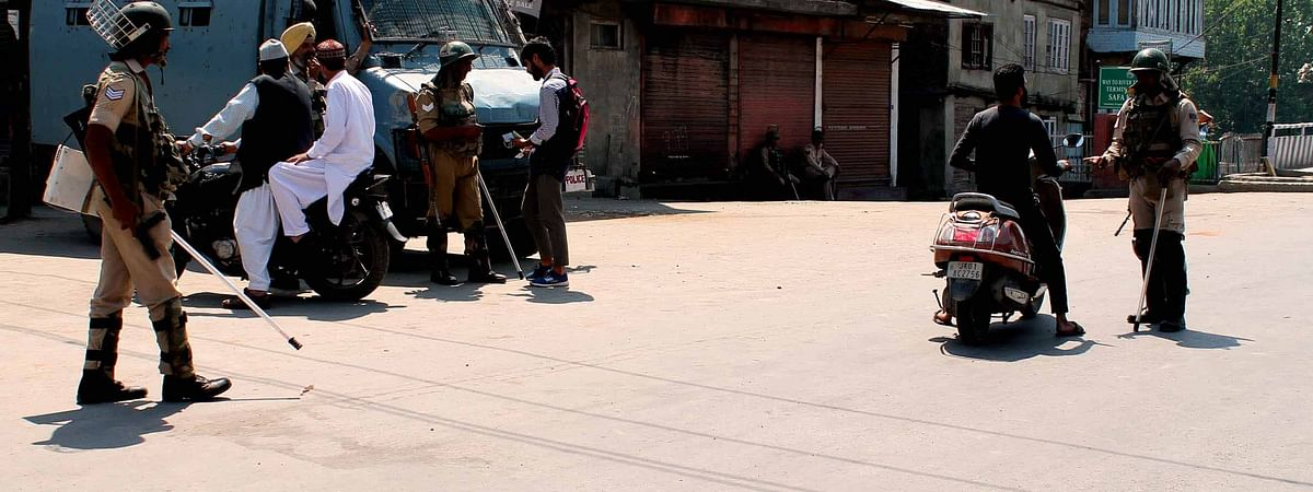 Restrictions lifted at SeK in Srinagar