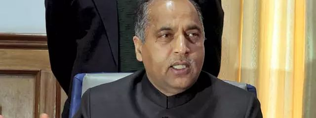 Seven decades of Cong rule jeopardised national interest in Himachal: Jai Ram