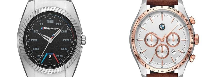 Myntra partners with Fossil Group to launch BMW watches